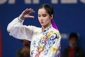 Nhan sắc nữ VĐV giành huy chương vàng wushu cho Philippines