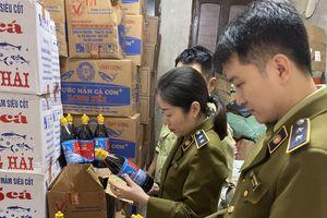 Hơn 3.000 chai nước mắm bị tịch thu tại Nghệ An là hàng giả