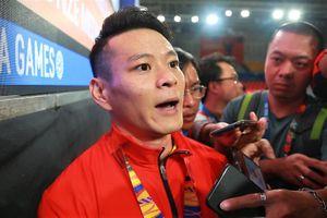 Thạch Kim Tuấn: 'Mục tiêu là hướng tới Olympic 2020'
