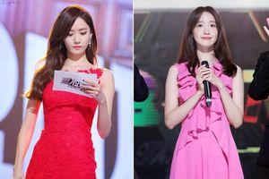 Yoona 10 năm qua luôn trông như nữ thần tại các lễ trao giải