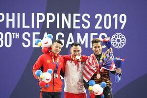 Lực sĩ Thạch Kim Tuấn tiếc nuối khi chỉ giành HCB ở SEA Games 30