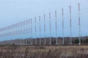 Trạm radar ngoài đường chân trời Nga 'Container' bắt đầu trực chiến