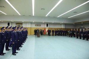 Tàu CSB 8002 thăm và giao lưu tại Nhật Bản