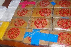 Heroin có chữ Trung Quốc trôi dạt vào Quảng Nam: Ai thả xuống biển?