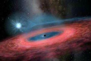 Choáng váng phát hiện lỗ đen sao nặng gấp 70 lần Mặt trời