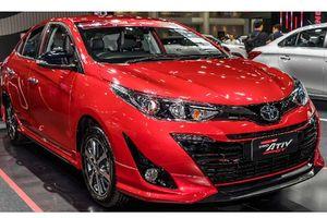 Toyota Yaris Ativ 1.2L mới từ 406 triệu đồng tại Thái Lan