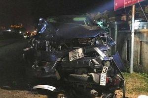 Vụ xe bán tải tông 4 người chết ở Phú Yên: Tài xế không hãm phanh trước lúc gây tai nạn