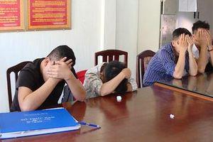 11 'dân chơi' thuê biệt thự ở Vũng Tàu để bày tiệc ma túy tập thể