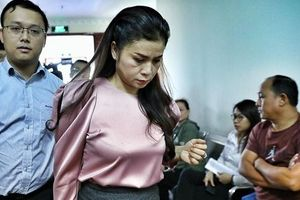 Bà Lê Hoàng Diệp Thảo: 'Tôi rất lo lắng cho sức khỏe của chồng'