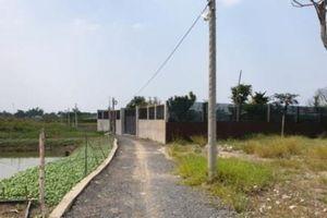 UBND TP.HCM chỉ đạo thanh tra toàn diện quản lí đất đai, xây dựng tại Bình Chánh