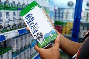 Vốn hóa Vinamilk sụt gần 2.800 tỷ đồng vì tin đồn thất thiệt về nguyên liệu sữa