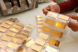 Giá vàng SJC 'bốc hơi' 120 ngàn đồng/lượng