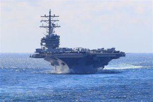 Trung Quốc 'chơi rắn' với quân đội Mỹ sau đạo luật Hong Kong