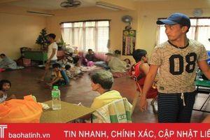 70.000 người dân Philippines đi sơ tán tránh bão, nhiều môn thi đấu SEA Games bị ảnh hưởng