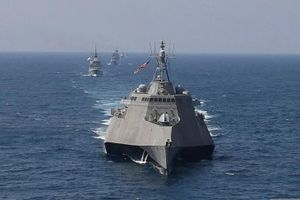 Trung Quốc không cho tàu chiến Mỹ cập cảng Hồng Kông