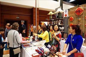 Việt Nam tham dự Hội chợ Giáng sinh quốc tế Praha 2019
