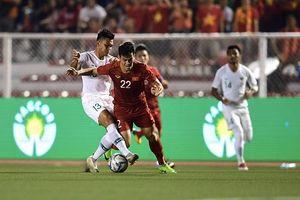 U22 Việt Nam vs U22 Indonesia: Sai lầm của Tiến Dũng và 'cú nã đại bác' của Hoàng Đức