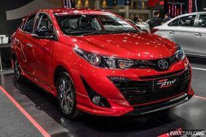 2020 Toyota Yaris và Yaris Ativ ra mắt, động cơ 1.2L mới với VVT-iE, 3 biến thể