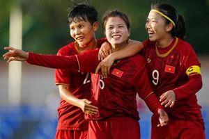 Tuyển nữ Việt Nam và mơ ước nhói lòng tại SEA Games 30
