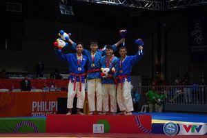 Bảng tổng sắp huy chương SEA Games (2/12): 'Mưa vàng' buổi chiều, đoàn TTVN tiếp tục xếp thứ 2