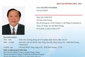 Chủ tịch Protrade Nguyễn Văn Minh chưa thể từ nhiệm