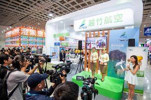 Sức hút của Bamboo Airways tại Hội chợ Du lịch quốc tế Đài Bắc 2019