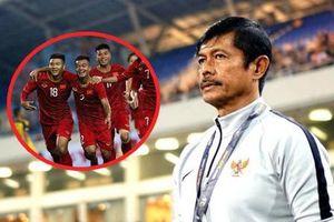 HLV U22 Indonesia: 'Chúng tôi thua Việt Nam có thể là do số phận'