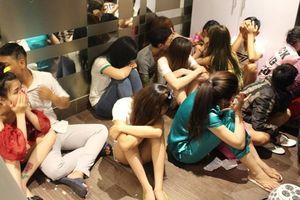 11 nam nữ thác loạn ma túy tập thể trong căn biệt tự ở Vũng Tàu