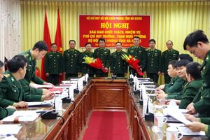 Tin tức nhân sự, lãnh đạo mới ở Bộ Quốc phòng, Tòa án nhân dân tối cao