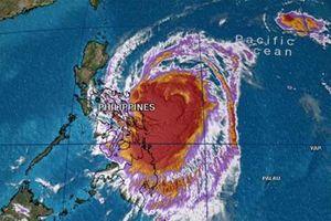 Phillipines đón bão lớn, SEA Games cũng bị ảnh hưởng