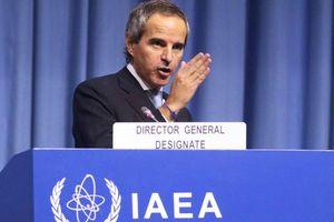 Tân Tổng giám đốc IAEA nhậm chức, cam kết ưu tiên hàng đầu hồ sơ Iran