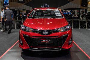 Chi tiết Toyota Vios phiên bản thể thao, giá hơn 400 triệu đồng