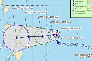 Ảnh hưởng siêu bão Kammuri, BTC SEA Games tiếp tục hoãn 9 môn, U22 Việt Nam vẫn có thể thi đấu