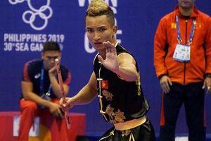Ngày thi đấu chính thức thứ 3 SEA Games 30: Arnis rinh vàng, Việt Nam gia tăng khoảng cách với các đoàn thể thao