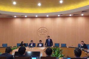 Chủ tịch UBND TP Hà Nội: Thành phố sẽ đưa ra giải pháp xử lý ô nhiễm sông, hồ bền vững