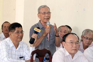 Cử tri TP Hồ Chí Minh băn khoăn Luật An ninh mạng còn chậm thực thi