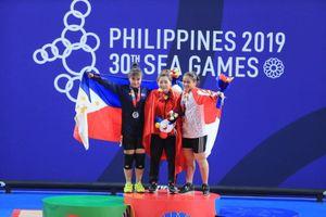 Cử tạ Việt Nam vượt chỉ tiêu sau 3 ngày thi đấu SEA Games