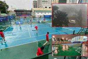 Xe đạp, quần vợt hoãn, dời lịch đấu vì bão siêu Kammuri