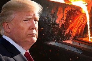 TT Trump bất ngờ mở mặt trận thương chiến mới