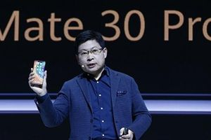 Huawei ra sản phẩm 'không yếu tố Mỹ'