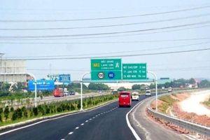 Đề xuất lưu thông miễn phí 20 ngày trên cao tốc Bắc Giang - Lạng Sơn