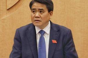 Chủ tịch Hà Nội Nguyễn Đức Chung: 'Nhật Cường làm cái việc khó nhất, chẳng ai làm'
