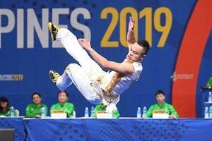 SEA Games 30: Wushu và cử tạ nữ mang về HCV cho Việt Nam