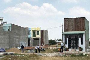 Thanh tra về quản lý đất đai, xây dựng ở Bình Chánh