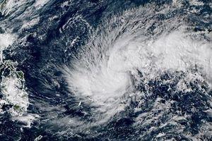 Ứng phó siêu bão Kammuri vào biển Đông