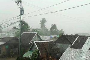 Hình ảnh siêu bão Kammuri tàn phá Philippines, hàng trăm nghìn người vội sơ tán