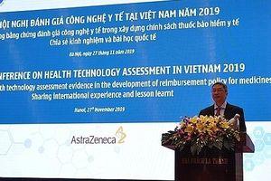 Hội nghị quốc tế 'Đánh giá công nghệ y tế tại Việt Nam năm 2019'