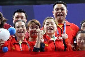 Mong có phần thưởng xứng đáng cho đội tuyển, cá nhân xuất sắc mùa SEA Games 30