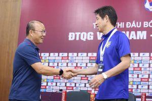 Ông Park đánh bại HLV Nishino, Việt Nam loại Thái Lan khỏi SEA Games 30?
