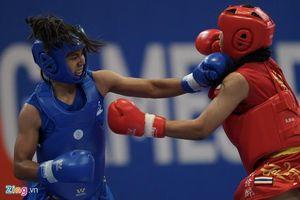 Võ sĩ Việt dậy sóng thảm đấu Wushu, đoạt liền 2 HCV SEA Games